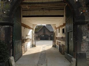 Haus Hülsdonk, Willich, Toransicht