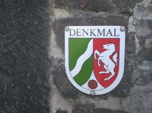 Haus Hülsdonk steht unter Denkmalschutz